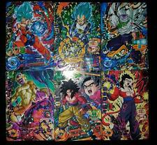 Carte Dragon Ball Z DBZ Dragon Ball Heroes God Mission Promo GDB #Full Set 2015