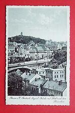 AK PLAUEN im Vogtland 1941 Friedrich August Brücke mit Bärenstein ( 18124