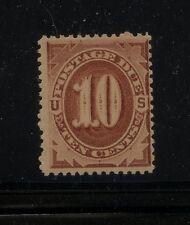 US  J5  10 cent postage due mint      catalog  $900.00       APL0710