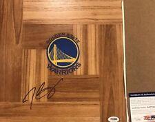 Kevin Durant Signed Warriors/Thunder/ Brooklyn Nets Floorboard PSA NBA Superstar