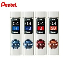 Pentel Ain Stein Mechanical Pencil Lead 0.4mm Choose from 4 Type C274