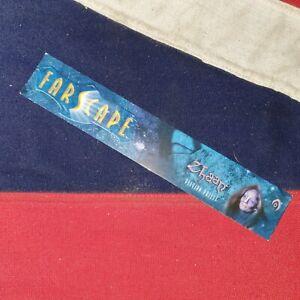 Farscape Bookmark - Zhaan Delvian Priest - The London Postcard Company Sci Fi