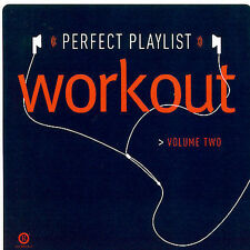 NEW - Perfect Playlist Workout, Volume Two by Various