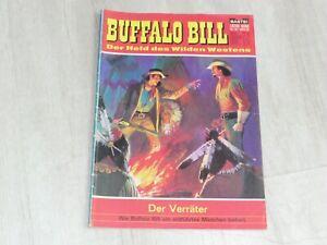 Lasso 142 Buffalo Bill Wäscher Der Verräter Schön