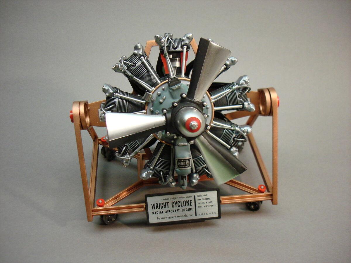 Catch 22 Scale Model Kits