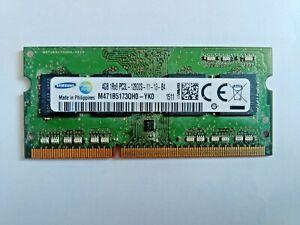 1 x 4gb ( 4gb in total) sodimm ddr3 ram memory for laptop