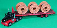 Die Cast Kenworth Semi with Wire Load Ho Scale 1:87 by Model Power