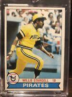 1979 TOPPS #55 WILLIE STARGELL