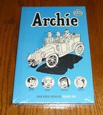 Archie Archives Volume 1, SEALED, Dark Horse Comics HC #1-2, Pep 22-38, Jackpot