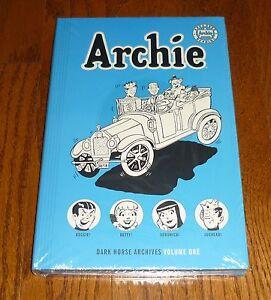 Archie Archives Volume 1, SEALED, Dark Horse Comics HC #1-2, Pep 22-38, Jackpot