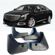 4PCS Fit FOR 2013-2019 CADILLAC XTS Splash Guards Mud Flaps Mud Guards Fender