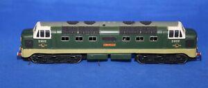"Hornby Dublo Vintage Deltic Class Loco D9012 ""Crepello"" Lot 3"