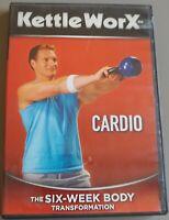 Kettle Worx DVD Cardio Six week body transformation