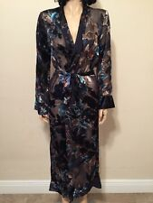House Of Harlow 1960 x REVOLVE Silk/Rayon Robe Size S NWT $298 SOLD OUT