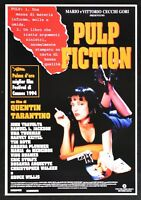 Plakat Pulp Fiction Quentin Tarantino Thurman Travolta Keitel Stoltz Chin PP1