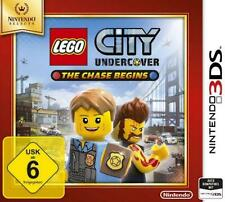 Nintendo 3DS LEGO City Undercover The Chase Begins Selects DEUTSCH Neuwertig