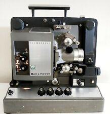 VINTAGE BELL & HOWELL FILMOSOUND 16mm PROJECTOR MODEL 8D 643 1960s RARE