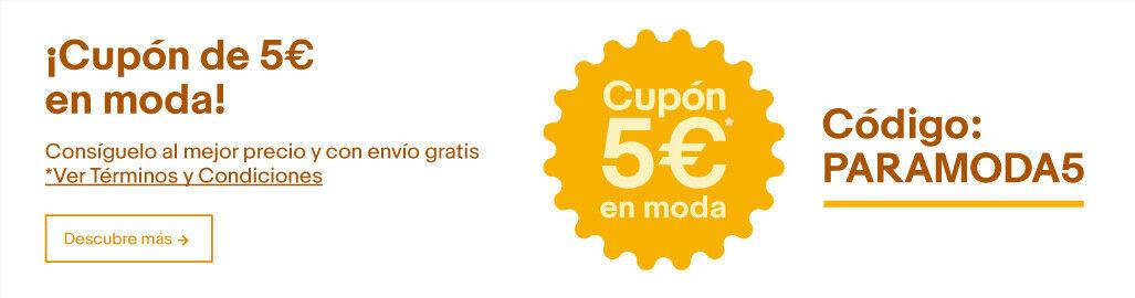 Cupón de 5€