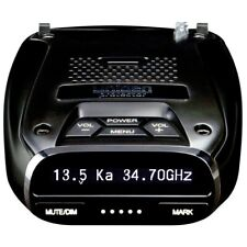 Uniden Dfr7 Radar/Laser Detector with Gps and Mirror Tap