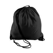 NEW Colorblock Drawstring Backpack Cinch Sack School Tote Gym Bag Sport Pack RG