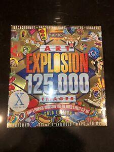 Nova Development Art Explosion 125,000 images - for Mac OS X NEW