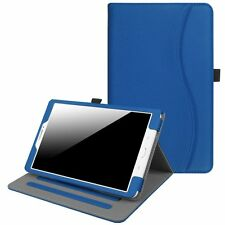 For Samsung Galaxy Tab E 9.6 / 8.0 Case Multi-Angle Stand Cover with Card Pocket