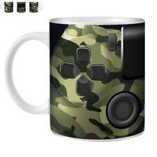 Camouflage Ceramic Mugs