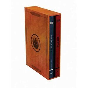 Star Wars: The Jedi Path and Book of Sith Deluxe Box Se - HardBack NEW Daniel Wa