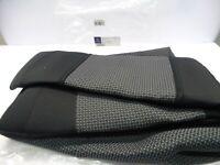 Original MERCEDES-BENZ C906 Sitzbezug Dopp.-Beifahrersitz schwarz Lima B66560669