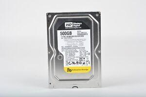WD Enterprise Rangement 500GB/SATA 64MB Cache / 3.5 Inch
