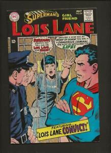 Superman's Girlfriend Lois Lane 84 VF/NM 9.0 High Definition Scans