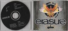 Erasure - Chorus - Deleted 1991 UK 4 track CD