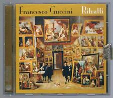 FRANCESCO GUCCINI RITRATTI  CD
