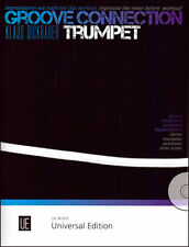 Universal Edition-Groove Connection-Trumpet:Brand New Music Book/Cd On Sale!