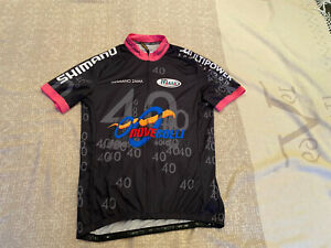 Cycling jersey New Size L Unisex Adult Multicolor Unbranded Short Sleeve