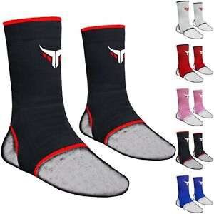 Mytra Fusion Muay Thai Ankle Support Kickboxing Ankle Sprain Injury Pain Relief