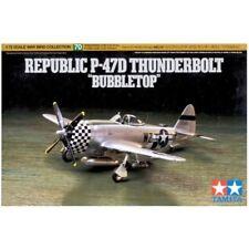 TAMIYA 1/72 AIRCRAFT P-47D THUNDERBOLT BUBBLETOP