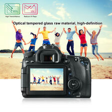 Anti-Scratch 9H Tempered Glass Screen Protector Film for Canon EOS 650D/70D/700D