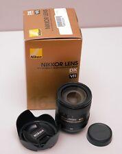 Nikon NIKKOR 16-85mm f/3.5-5.6 DX G SWM AF-S VR IF M/A ED Lens w/Box