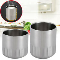 Stainless Steel Double Wall Thermal Insulation Mug Travel Tumbler Coffee Tea Cup