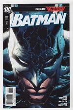 Batman #688 (Sep 2009, DC) [Reborn] Judd Winick Mark Bagley H