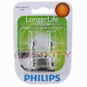 Philips Courtesy Light Bulb for Pontiac G8 2008-2009 Electrical Lighting jj