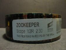 Zookeeper 2011  35mm Trailer #2R  Movie, Cells, collectible Scope 2:30