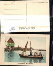 182248,Segelboot Boot Segelschiff Kinderen der Zee Marken Kinder a. Boot Volksty