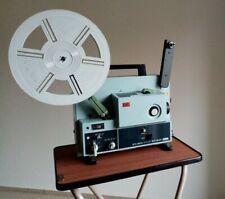 Tonfilmprojektor Super 8 /  ELMO ST 1200 /Top-Zustand ohne Antriebsriemen !!!