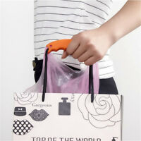 Silicone Shopping Grocery Basket Plastic Bag Grip Key Holder Handle Carrier Kit