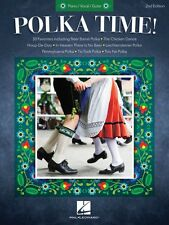 Polka Time! Sheet Music Piano Vocal Guitar SongBook NEW 000360836