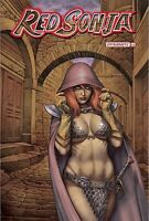 🚨🗡🔥 RED SONJA #21 LINSNER Cover B Variant NM Gemini Shipping!