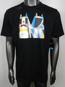 Nike Men's We Run NYC Size Large Black 2013 New York Marathon Shirt 532269 010