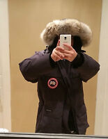 """2018 """"LATEST CONCEPT"""" EDITION TAG BLACK CANADA GOOSE EXPEDITION S/P PARKA JACKET"""